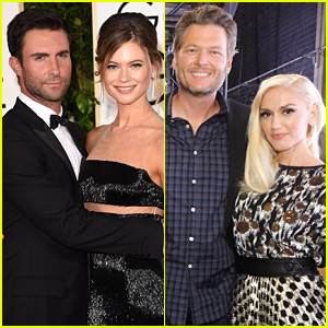 Gwen Stefani & Blake Shelton Are 'Perfect For Each Other,' Says Adam Levine's Wife Behati Prinsloo