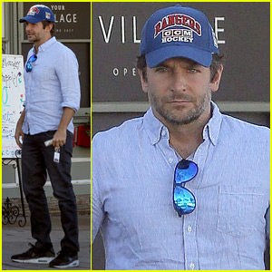 Bradley Cooper Has a Sweaty Butt, According to Jennifer Lawrence!