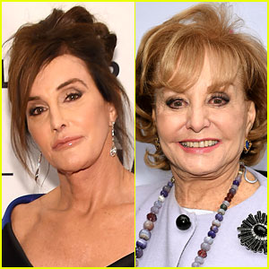 Caitlyn Jenner: Barbara Walters' Most Fascinating Person 2015!