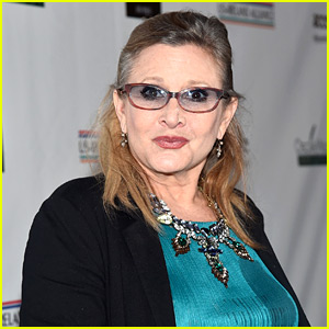 Carrie Fisher Felt Pressured to Lose Weight for 'Star Wars: The Force Awakens'