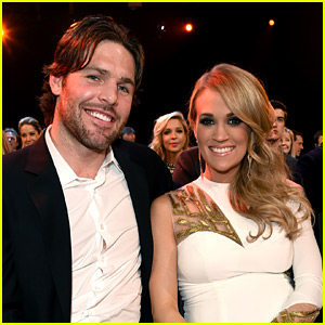 Carrie Underwood & Husband Mike Fisher's First Kiss Was on New Year's Eve!