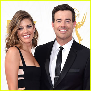 Carson Daly Marries Longtime Girlfriend Siri Pinter!