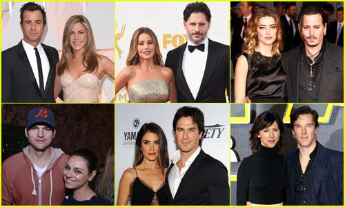 Just Jared's Celebrity Wedding Recap of 2015