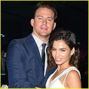 Channing Tatum Shares Adorable Photo of Jenna Dewan & Everly Playing Dress Up