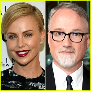 Charlize Theron Will Produce Netflix Series with David Fincher