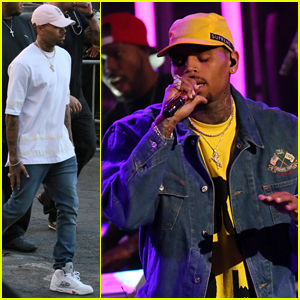 Chris Brown Announces 'Royalty Live' Concerts