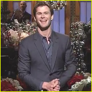 Chris Hemsworth Annoys Cast Members During His 'SNL' Monologue - Watch Now!