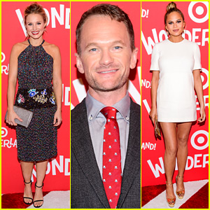 Kristen Bell & Chrissy Teigen Ring in the Holidays with Target!