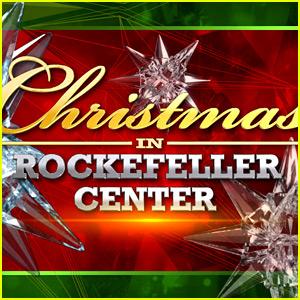 Rockefeller Center Christmas Tree Lighting 2015 - Full Performers Lineup!