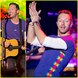 Chris Martin Reveals What Working With Beyonce Was Like