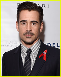 Colin Farrell Is Shirtless & Sweaty in These New Photos!