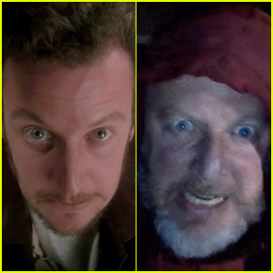 Home Alone's Daniel Stern Reprises His Wet Bandit in Response to Macaulay Culkin's Video!