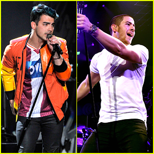 Joe Jonas & DNCE Rock Out With Nick Jonas at Jingle Ball 2015 in Oakland