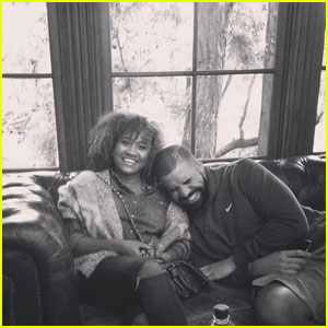 Drake Reunites With 'Degrassi' Love Interest Andrea Lewis