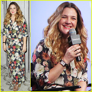 Drew Barrymore Commited To No Sex Scenes After Flashing David Letterman!