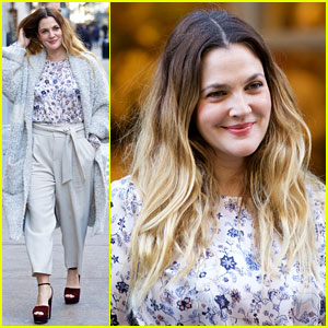 Drew Barrymore Cried & Laughed Her Way Through Writing 'Wildflower'