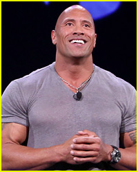Dwayne 'The Rock' Johnson Shows Off His Ripped Thigh Muscles