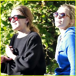 Elizabeth & Ashley Olsen Bond After Her Ex Boyd Holbrook Talks Break Up