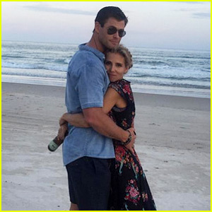 Elsa Pataky Writes Super Sweet Message About Chris Hemsworth!