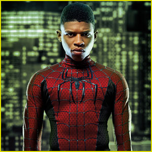 Empire's Bryshere Gray Puts on Spider-Man Suit for 'Paper' Mag