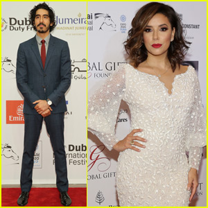Eva Longoria Steps Out at Global Gift Gala Before Engagement