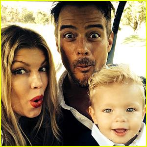 Fergie & Josh Duhamel Share Their Family's Christmas Card