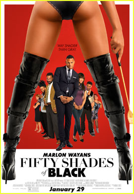Watch the Red Band Trailer for 'Fifty Shades of Black'!