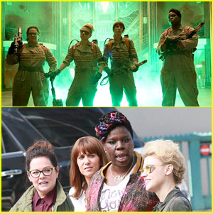 'Ghostbusters' Female Reboot: First Official Image Released!