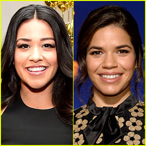 Gina Rodriguez Reacts to America Ferrera Mix-Up: 'Who Cares!'
