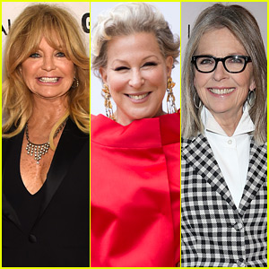 Goldie Hawn, Bette Midler, & Diane Keaton Reuniting 20 Years After 'First Wives Club'!