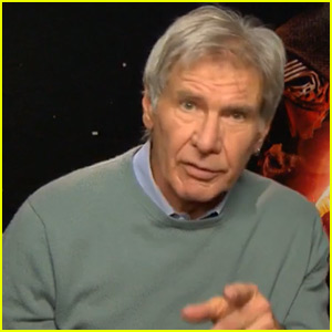 Harrison Ford Has a Message for Trolls Spoiling 'Star Wars: The Force Awakens' (Video)