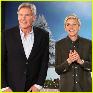 Harrison Ford Reveals If He's Joined the Mile High Club - Watch Now!