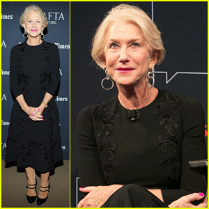Helen Mirren To Join Will Smith In 'Collateral Beauty'!