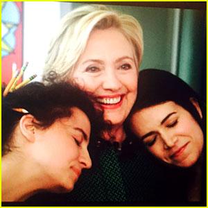 Hillary Clinton Will Guest Star on 'Broad City' Season 3