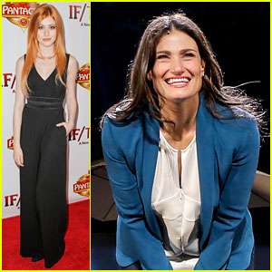 Idina Menzel Brings Her Powerhouse Vocals to LA in 'If/Then'