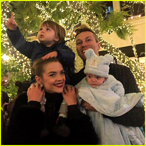 Jaime King Shares Her Family's Christmas Weekend Photos!