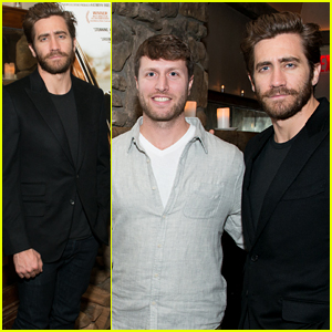 Jake Gyllenhaal Hosts Intimate Screening for 'Cartel Land'