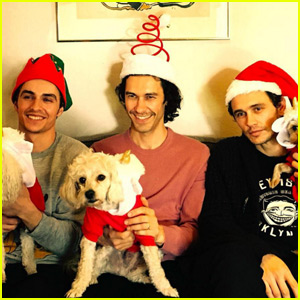 The Franco Brothers Spread More Holiday Cheer!