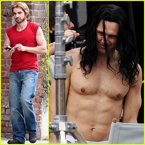James franco goes shirtless flaunts abs for disaster artist james franco goes shirtless flaunts abs for disaster artist thecheapjerseys Images