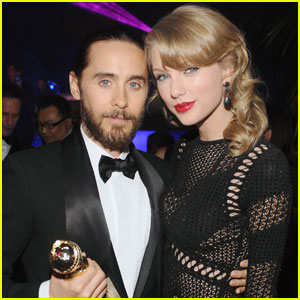 Jared Leto is Suing TMZ Over 'Stolen' Taylor Swift Video