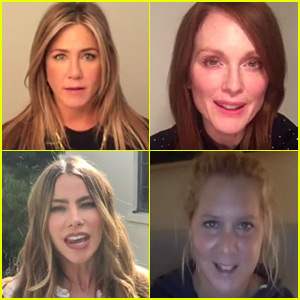 Jennifer Aniston, Amy Schumer & More Take a Stand Against Gun Violence - Watch Now