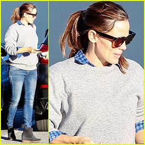 Jennifer Garner & Ben Affleck Will Spend Christmas Together