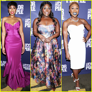 Jennifer Hudson Celebrates 'The Color Purple' Opening Night - Watch Sneak Peek Here!