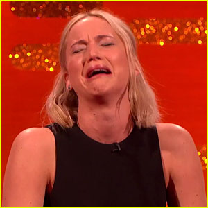 Jennifer Lawrence Cried About Pizza After Winning Her Oscar