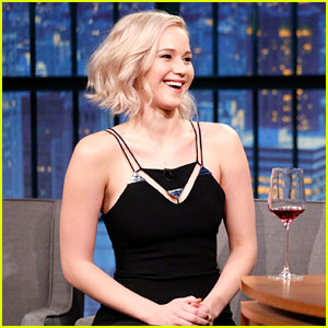 Jennifer Lawrence Wanted Seth Meyers to Ask Her Out!