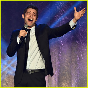 Listen to Jeremy Jordan Sing Epic Disney Song Medley!