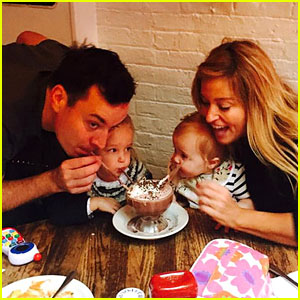 Jimmy Fallon Shares His Family's Adorable Holiday Tradition