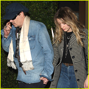 Johnny Depp & Amber Heard Go on a Dinner Date Amid Dog Smuggling Court Date News