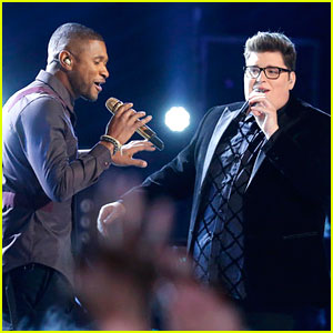 Jordan Smith Performs 'Without You' with Usher on 'The Voice' Finale (Video)
