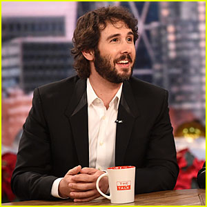 Josh Groban Opens Up About Performing in Paris Post Attacks